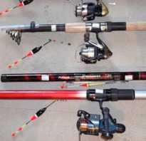 Какие бывают удочки для рыбалки