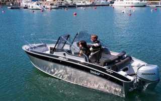 Выбор катера для рыбалки