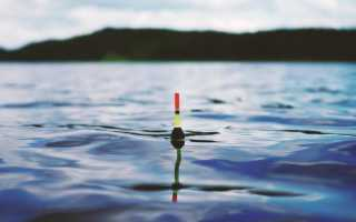 Как правильно отгрузить поплавок на удочке