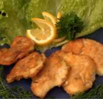 Как приготовить филе рыбы в кляре