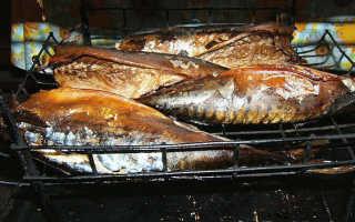 Как закоптить рыбу в духовке