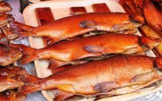 Как приготовить рыбу для копчения