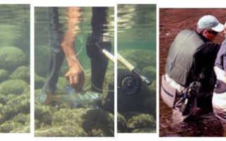Костюм забродный для рыбалки