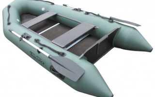 Лодка под мотор 5 л с