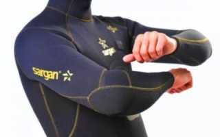 Выбор гидрокостюма для подводной охоты
