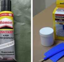 Клей полиуретановый для пвх