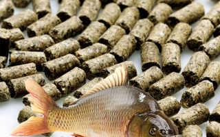 Комбикорма для рыб