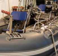 Лодка пвх доработка