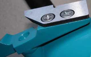 Заточка для ножей ледобуров
