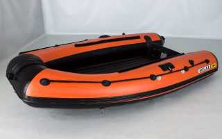 Лодки пвх под мотор солар
