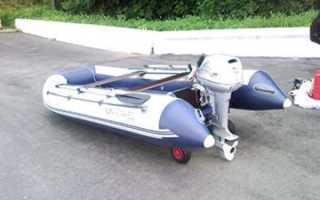 Колеса для лодки пвх своими руками чертежи
