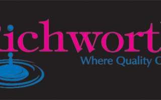 Richworth официальный сайт
