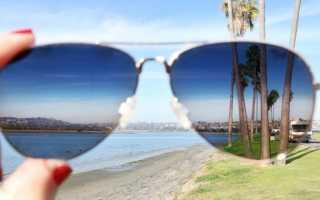Как проверить поляризационные очки или нет