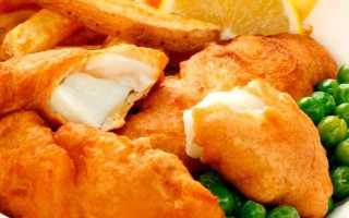 Как сделать кляр для рыбы рецепт