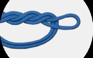 Как сделать узел на леске