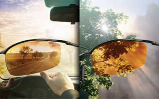 Как работают поляризационные очки